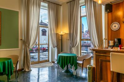 BEST WESTERN HOTEL SAN DONATO - Laterooms