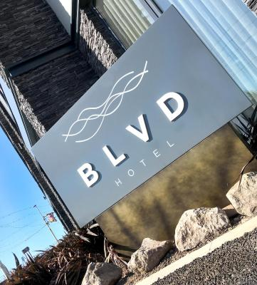 Boulevard Hotel - Laterooms