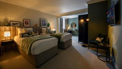 BEST WESTERN PLUS The Gonville Hotel - Laterooms