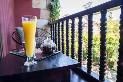 Hotel Casa Del Marqués - Laterooms