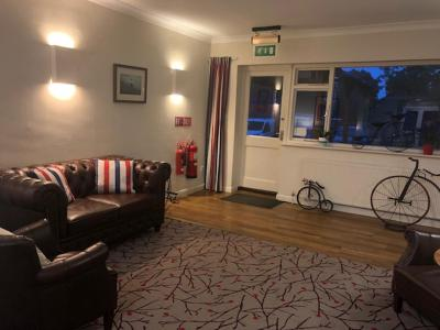 Penny Farthing Hotel - Laterooms