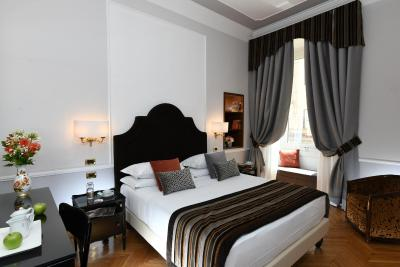 Bettoja Hotel Mediterraneo - Laterooms