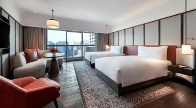 Fairmont Singapore - Laterooms
