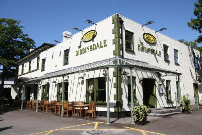Dibbinsdale Inn - Laterooms