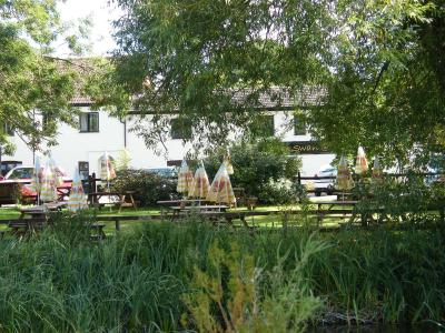 The Swan at Stoford - Laterooms