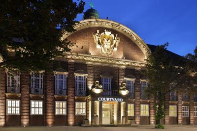 Courtyard by Marriott Bremen - Laterooms