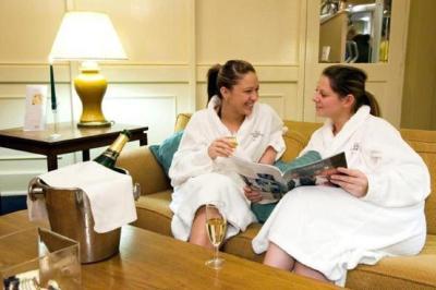 Daresbury Park Hotel & Spa - Laterooms