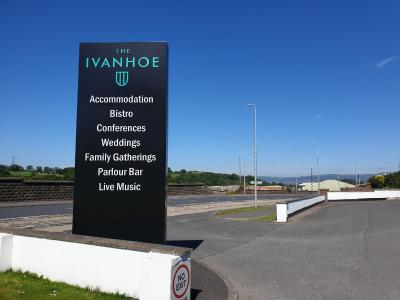 Ivanhoe Inn and Hotel - Laterooms