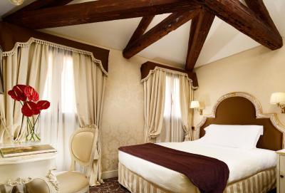 UNA Hotel Venezia - Laterooms