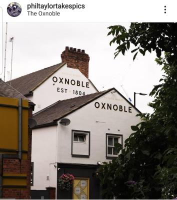 The Oxnoble - Laterooms