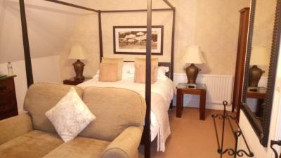 AppleCroft Bed & Breakfast - Carlyon Bay - Laterooms