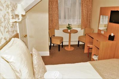 Kingston Theatre Hotel - Laterooms