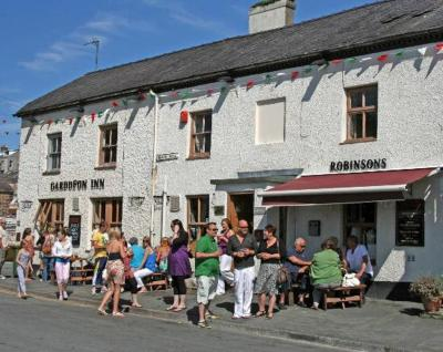 Garddfon Inn - Laterooms