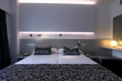 Hotel Pamplona - Laterooms