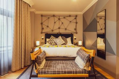 Gardens Hotel - Laterooms