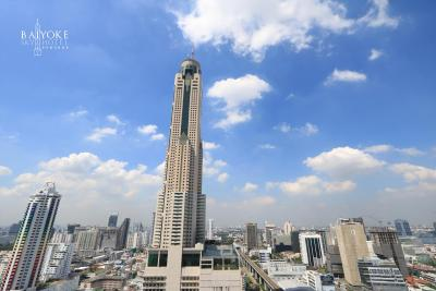 Baiyoke Sky - Laterooms