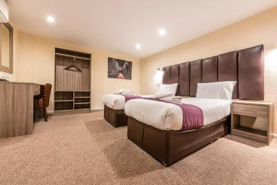 Hallmark Inn Chester - Laterooms