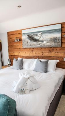 The Fishing Boat Inn - Seaview Studio - Laterooms