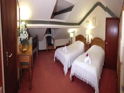 Garden Hotel - Laterooms