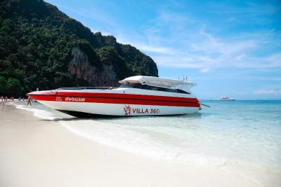 Villa 360 - Laterooms