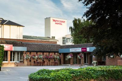 Mercure Maidstone Great Danes Hotel - Laterooms