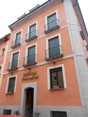 Hotel San Luis - Laterooms