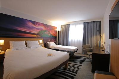 Novotel Lille Centre Grand Place - Laterooms