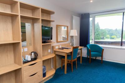 Lilleshall National Sports & Conferencing Centre - Laterooms