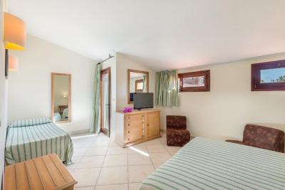 Hotel Cala Lunga - Laterooms