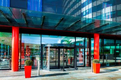 Park Inn by Radisson Manchester City Centre - Laterooms