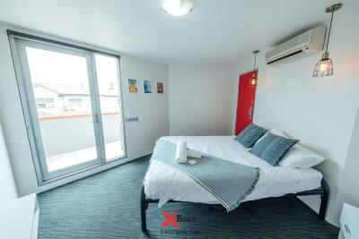 Base Backpackers St Kilda - Laterooms