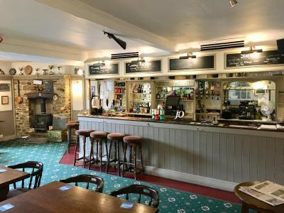 Greyhound Inn - Laterooms