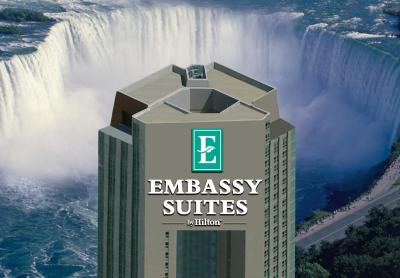 Embassy Suites by Hilton Niagara Falls Fallsview - Laterooms