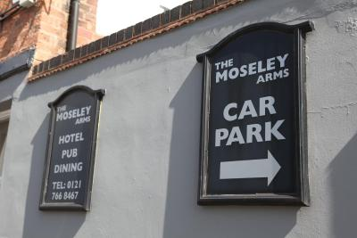 The Moseley Arms Hotel - Laterooms