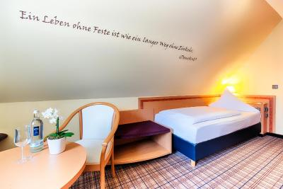 Welcome Hotel Dorf Münsterland - Laterooms