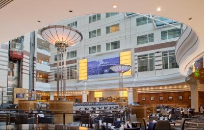 Hilton Paris Charles De Gaulle Airport - Laterooms