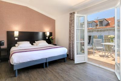 Grand Hotel Le Florence - Laterooms