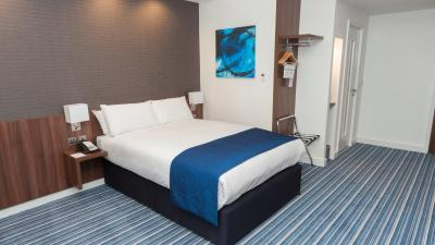 Holiday Inn Express ABERDEEN AIRPORT - Laterooms