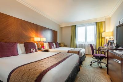 Crowne Plaza BIRMINGHAM NEC - Laterooms