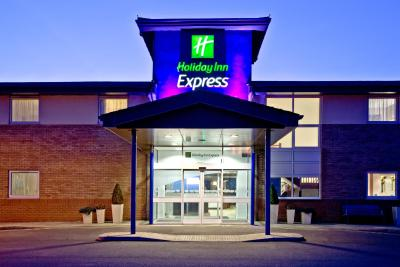 Holiday Inn Express SHREWSBURY - Laterooms