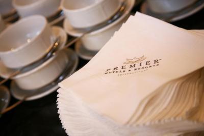 Premier Hotel Cape Manor - Laterooms