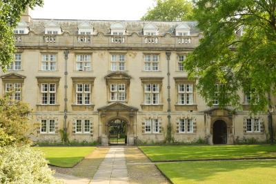 Christ's College Cambridge - Laterooms