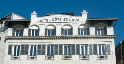 Hôtel Côte Basque - Laterooms