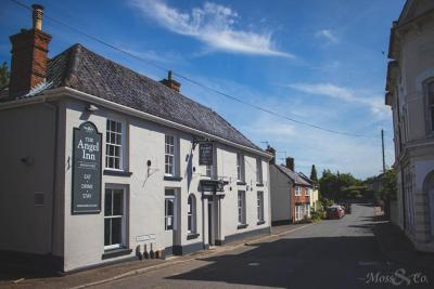 The Angel Inn - Laterooms