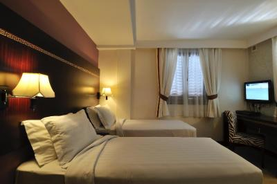 Santa Grand Hotel Bugis - Laterooms