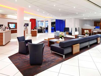 Novotel Sheffield Centre - Laterooms