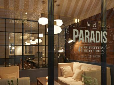Hotel Paradis - Laterooms