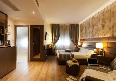 Hotel Sirio - Laterooms