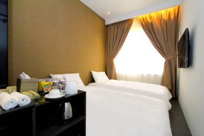 Arton Boutique Hotel - Laterooms