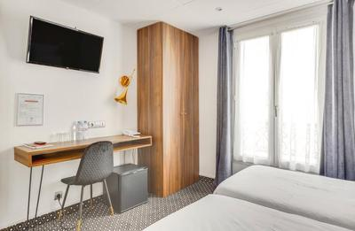 Hotel Carladez Cambronne - Laterooms